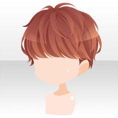 Kawaii Hairstyles, Boy Hairstyles, Anime Hairstyles, Pink Hair, Blue Hair, Drawing Male Hair, Drawing Tips, Anime Boy Hair, Cartoon Hair