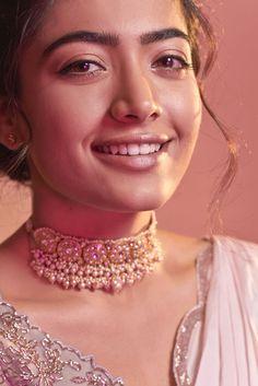 Rashmika Mandanna photoshoot stills in pink saree - South Indian Actress Most Beautiful Indian Actress, Beautiful Actresses, Beautiful Pakistani Dresses, Trisha Photos, Cute Girl Poses, Beautiful Girl Photo, Stylish Girl Images, Actor Photo, Beauty Full Girl