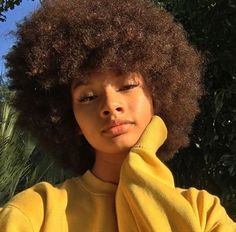 @ASIANNGEM Afros are so underrated and I don't get why