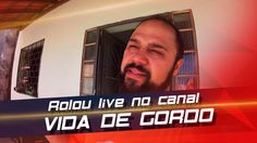 Rolou live no canal principal