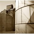 T.M. Photography 'Grain Elevators' Paper Print (Unframed)   Overstock.com Shopping - The Best Deals on Prints