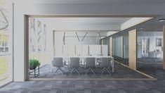 Prosklená příčka z dřevěných profilů Woody, Divider, Furniture, Home Decor, Decoration Home, Room Decor, Home Furniture, Interior Design, Home Interiors