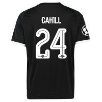 Chelsea FC 2015-16 Season UCL CAHILL #24 3rd Soccer Jersey [C381]