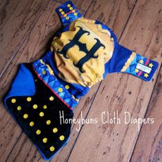 Hogwarts Cloth Diaper by Honeybuns #harrypotter