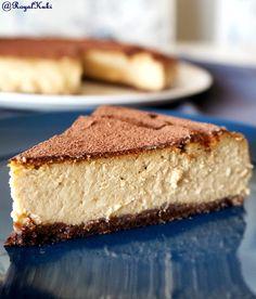 Nefis Tiramisu Cheesecake Tarifi - Hem Cheesecake hem tramisu - Detaylı Fotoğraflı Anlatım ile Tiramisu Cheesecake, Chocolate Cheesecake Recipes, Classic Cheesecake, Easy Cheesecake Recipes, Cheesecake Bites, Lemon Cheesecake, Pumpkin Cheesecake, Birthday Cheesecake, Christmas Cheesecake