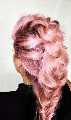 HAIR | Pink