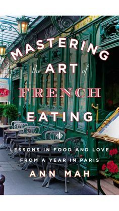 """not an actual """"guidebook"""" - but a great read for foodies and Francophiles, with some mentions of regional cuisine and places to try them throughout France"""