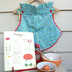 Get ready for Canning Season! I hit the motherload of cute vintage aprons and just had to share! More coming soon!
