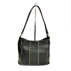 Lacing accented with studs design on the front. Made top quality faux leather this handbag features An open pocket and a zippered pocket on the outside back. Inside of bag includes a zippered pocket and 2 open pockets. Leather Fringe, Leather Tooling, Leather Men, Studded Bag, Fringe Purse, Long Wallet, Clearance Sale, Designer Handbags, Studs