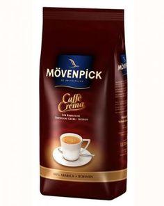 Mövenpick Cafe Crema Premium Kaffeebohnen | online kaufen bei Gourvita