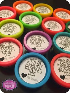Primary Punch: Playdough Valentine