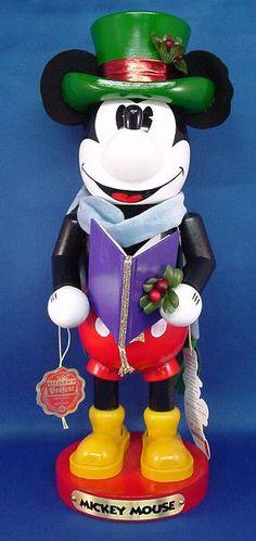 Steinbach Disney Mickey Mouse Nutcracker