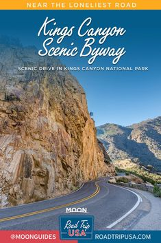 Take a scenic drive along the Kings Canyon Scenic Byway. Former national park ranger Leigh Bernacchi shares top sights in this underrated Califiornia park. #KingsCanyon #NationalParks #California #RoadTrip California National Parks, Sequoia National Park, Picnic Area, Park Service, Sierra Nevada, Road Trip Usa, Weekend Trips, Vacation Destinations