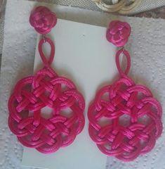 artesania132: Pendientes artesanos personalizados de flamenca