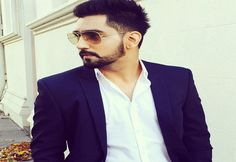 Hairstyle Type : Men's Short Beard Hairstyle Hairstyle for : Age Model Name : Babbal Rai Babbal Rai is an most famous and stylish singer in punjabi m Top Music Artists, Short Beard, Hair Styles 2016, Music Albums, Music Icon, Film Industry, Beard Styles, Hair Type, Easy Hairstyles