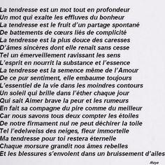 Marie Durant - La tendresse