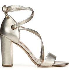 Main Image - Diane von Furstenberg Calabar Ankle Tie Sandal (Women) Block Heel Shoes, Diane Von Furstenberg, Leather Sandals, Nordstrom, Ankle, Tie, Image, Women, Fashion