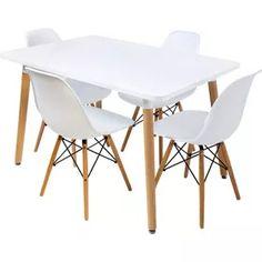 Σετ τραπεζαρίας Fiore τεμάχια 5 Καρέκλα Fiore Τραπέζι Fiorino