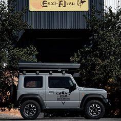 Suzuki Sj 413, Jimny 4x4, Nissan Xtrail, Jimny Suzuki, Suzuki Cars, Jeep Camping, Retro Cars, Land Rover Defender, Wanderlust Travel