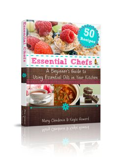 Learn how to use essential oils in the kitchen with Essential Chefs!! Tips, resources and bonus cleaning with essential oils section!