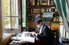 Paco Pintón and Chiquinho at Home in Madrid « the selby