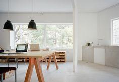 studio photographed by takumi ota.