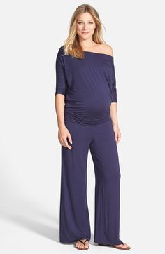 0858fe1452 Tart Maternity  Michelle  Maternity Jumpsuit available at  Nordstrom  Maternity Jumpsuit