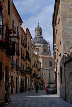 Viaje en Espana, Salamanca