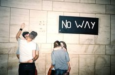 Too gay for you - taken by Unknown