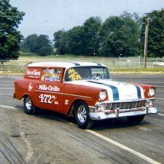 Vintage Drag Racing - Chevy