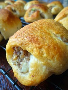 This recipe for Easy to make Sausage & Cream Cheese Crescents has floated around the South for years. I got it from my Sister-in-law Angie the day of my niece Katelynn's wedding. You can…