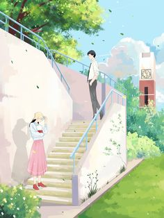 Cute Couple Cartoon, Cute Couple Art, Aesthetic Art, Aesthetic Anime, Aesthetic Light, Cover Wattpad, Cute Love Wallpapers, Picture Templates, Manga Couple