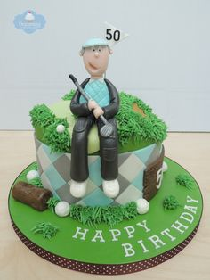 golfers cake golfers cake Golfer Cake 93 Source by rozzel Funny 50th Birthday Cakes, Golf Birthday Cakes, 50th Cake, Golf Cakes, Birthday Sayings, Wife Birthday, Birthday Images, Birthday Greetings, Birthday Wishes