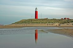 Texel, small island off the coast of Holland