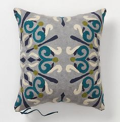 Image result for fall pillows anthropologie