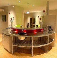 Round-Kitchen-Island-Designs-172 — Kitchen Design Ideas