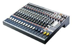 Soundcraft Efx12 12-Channel Audio Mixer, 2015 Amazon Top Rated Unpowered #MusicalInstruments