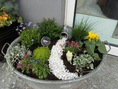 Продлеваем жизнь старой любимой посуде: идеи для посадки садовых растений - Ярмарка Мастеров - ручная работа, handmade