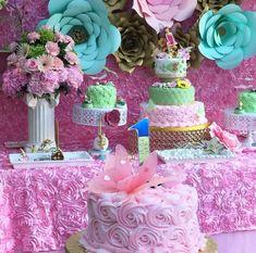 Fairy Tale/Garden Tea Party Birthday Party Ideas | Photo 19 of 33