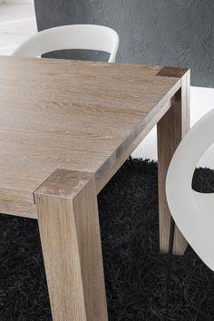 Modern asztal Sergio - www.montegrappamoblili.hu