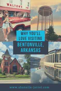 What do do in Bentonville Arkansas Beautiful Places To Travel, Most Beautiful Cities, Bike Trails, Biking, Road Trip Photography, Bentonville Arkansas, Eureka Springs, Road Trip Essentials, Road Trip Usa