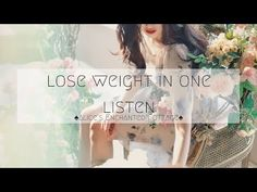 Welcome to my Enchanted Cottage! Today's Subliminal contains very powerful Affirmations for Losing Weight In One Listen: 🌹Getting complete results in one lis. Ghost Album, Lean Thighs, Weight Loss Tips, Lose Weight, Armpit Fat, Pound Of Fat, Get Toned, Sally Beauty, Sound Healing