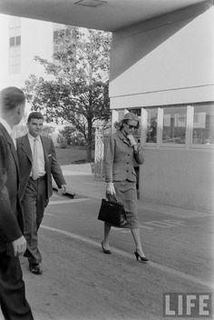 #Grace Kelly|Grace Kelly's Departure From Hollywood. Date: March 1956. Photographer: Allan Grant.
