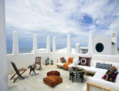 HOUSE TOUR: A Florida Home With Gorgeous Exotic Touches  - ELLEDecor.com