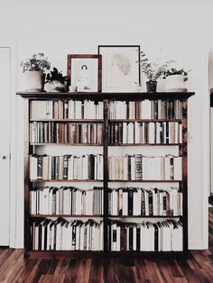 #homedecor #bookshelf #bookstagram | pinterest + insta @britstrawbridge Home Goods, Bookcase, Shelves, Home Decor, Shelving, Homemade Home Decor, Bookcases, Interior Design, Decoration Home