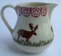 JUG MEDIUM 350ml REINDEER
