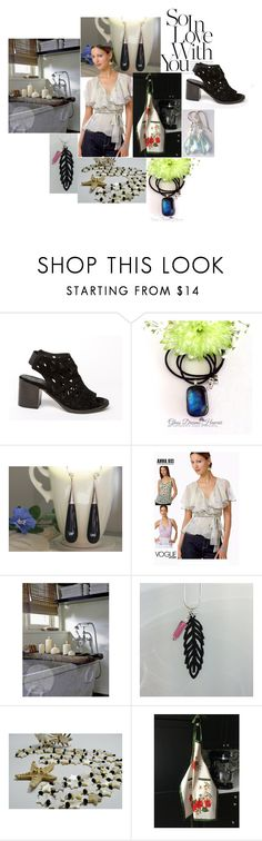 """So In Love With You"" by inspiredbyten ❤ liked on Polyvore featuring Anna Sui"