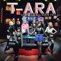 [Mini Album] T-ARA - Again 1977 (The 8th Mini Album Repackage)