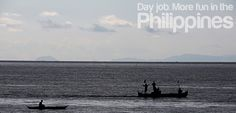 Local fishermen of Laiya.