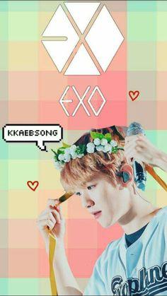 EXO Baekhyung ❤ By: Lili